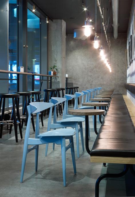 Carl Hansen Amp S 248 N Cases Restaurant Printz