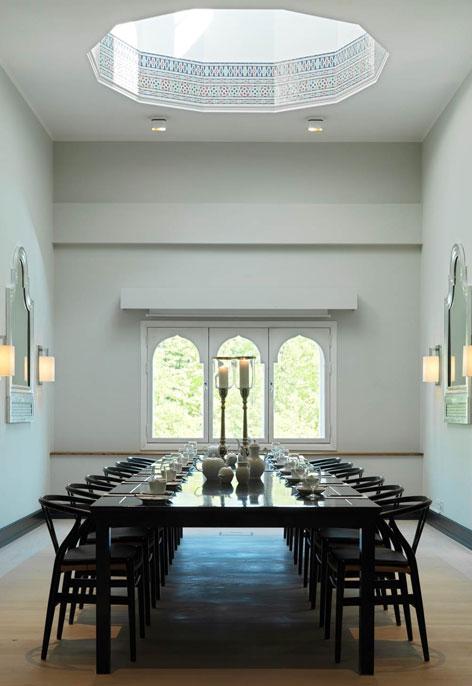 Carl Hansen & Søn Cases   HOUSE OF NIMB, TIVOLI on mountain lodge house design, tunnel house design, portofino house design,